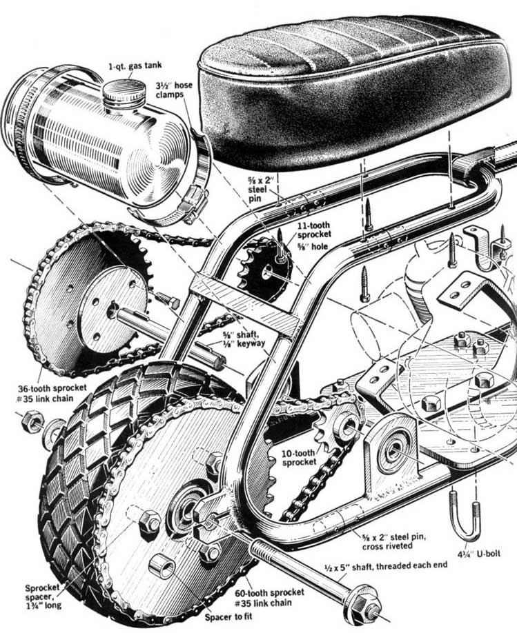 Razor E100 Electric Scooter Wiring Schematic Diagram Scooter Wiring